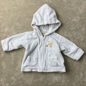Disney Winnie The Pooh Baby Jacket Size 3 Months